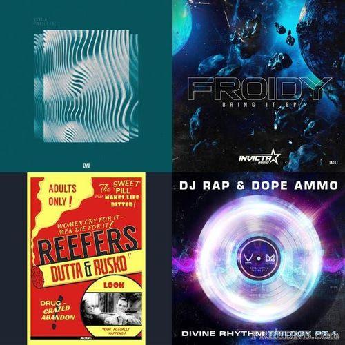 Download VA - Remix Rotation Drum & Bass Chart April 2021 [290 Tracks] mp3